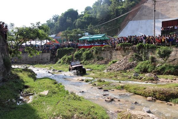 Ha Giang hosts Tay Con Linh Challenge Off-Road tournament hinh anh 1