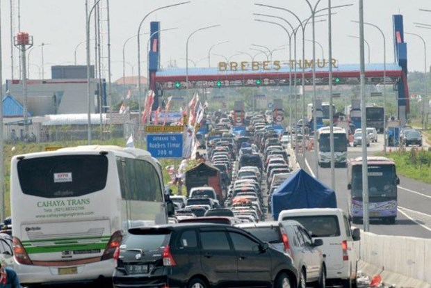 Indonesia launches electronic driver's license hinh anh 1