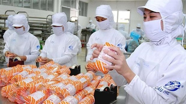 HCM City-based food producers relocated to neighbouring provinces hinh anh 1