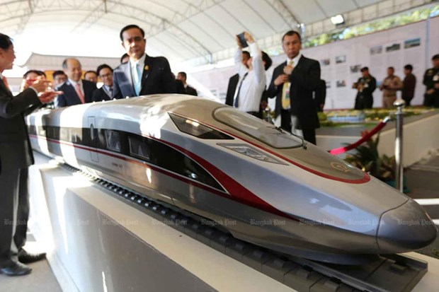 Thailand to continue high-speed railway talks with China hinh anh 1