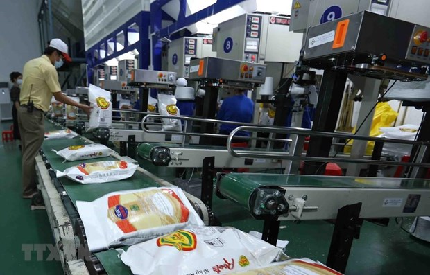 Vietnam's food processing, packaging sector thriving hinh anh 1