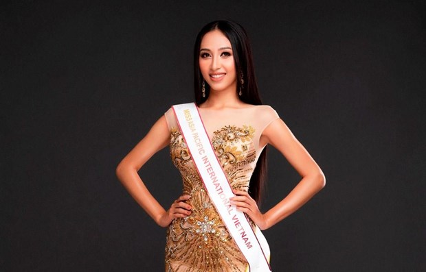 Vietnamese beauty to compete at Miss Asia Pacific International 2019 hinh anh 1