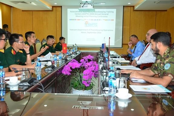 Vietnam prepares plan for Asia-Pacific peacekeeping conference hinh anh 1