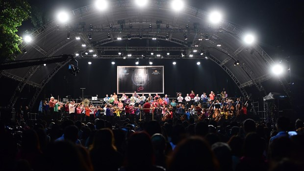 London Symphony Orchestra to return to Hanoi in October hinh anh 1