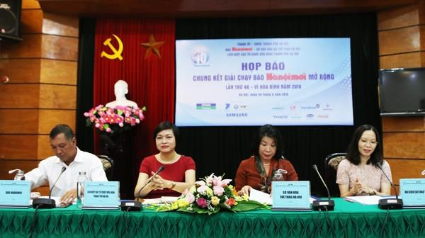 Nearly 1,500 to join final round of Hanoi Moi Open Running Tournament hinh anh 1