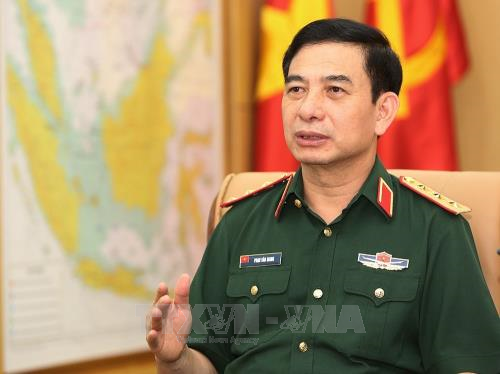 Deputy Defence Minister pays official visit to Myanmar hinh anh 1