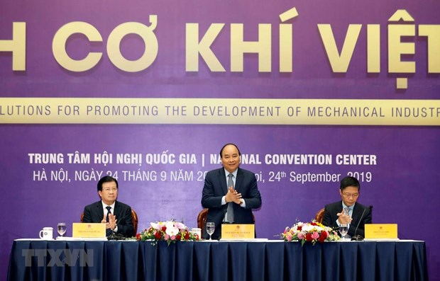 Mechanical engineering industry needs more incentives: PM hinh anh 1