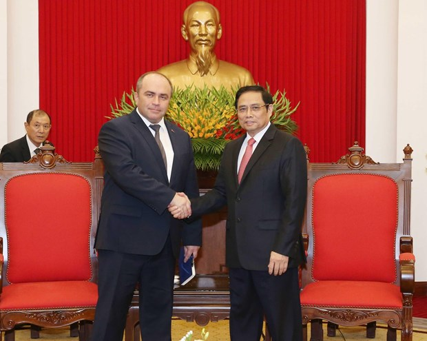 Belarusian Deputy PM describes Vietnam as reliable partner hinh anh 1