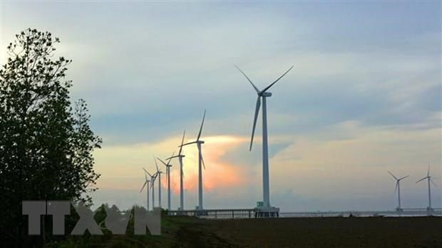Quang Tri province greenlights three wind power projects hinh anh 1