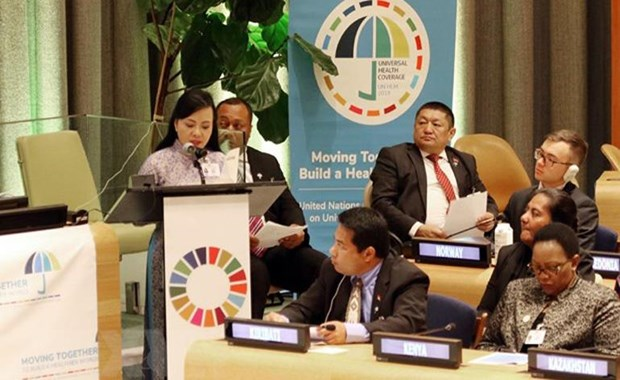 Vietnam shares experience in primary heathcare at UN meeting hinh anh 1