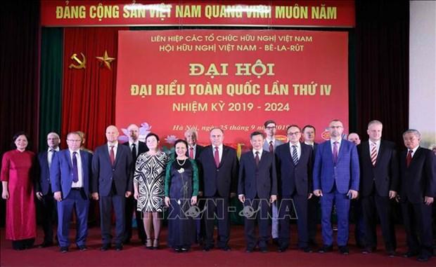 Association helps promote Vietnam-Belarus friendship hinh anh 1