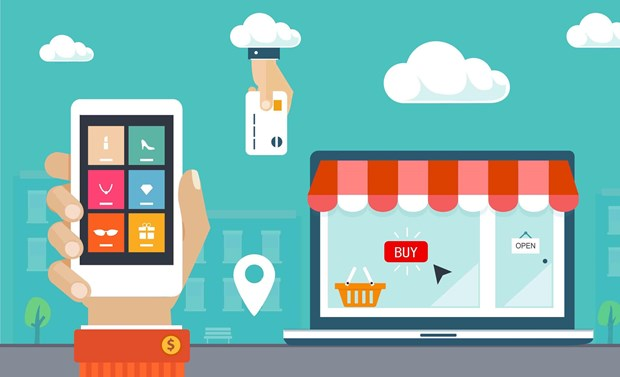 E-commerce to help businesses boost exports: workshop hinh anh 1