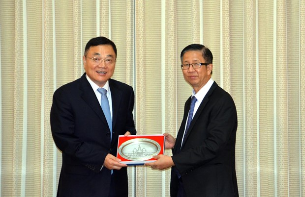 HCM City, Chinese province bolster ties between people-elected bodies hinh anh 1
