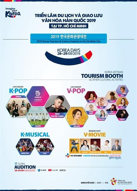 Korean Tourism Festival coming soon to HCM City hinh anh 1