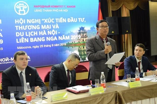 Hanoi rolls out red carpet for Russian businesses: official hinh anh 1