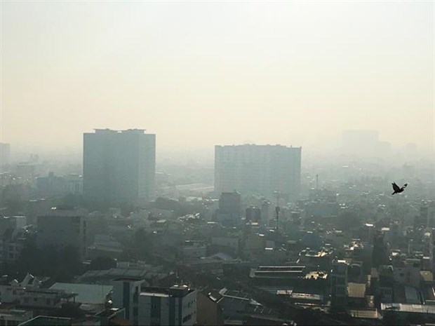 Meteorologists debate cause of fog in Ho Chi Minh City hinh anh 1
