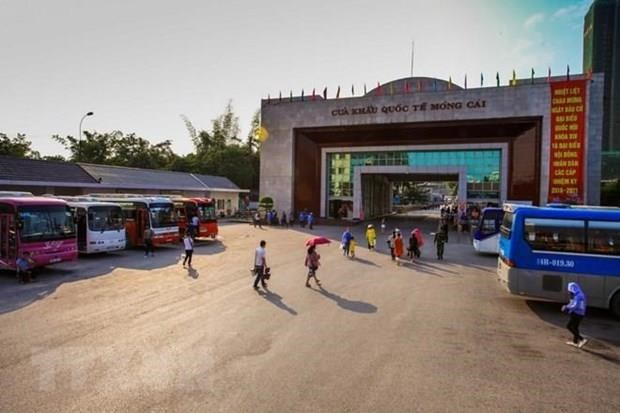 Mong Cai Border Gate Economic Zone – magnet for investments hinh anh 1