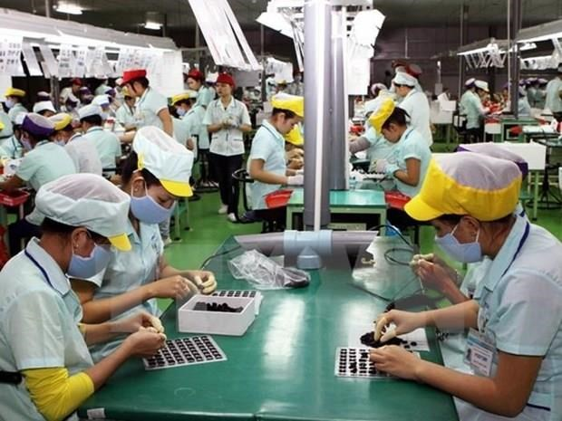 More than 91,600 Vietnamese go abroad for work in eight months hinh anh 1