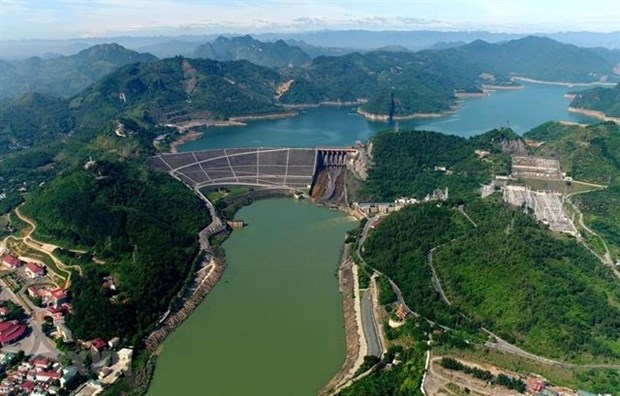 Reservoirs in the north warned of serious water shortage hinh anh 1