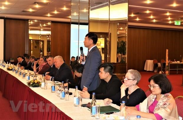 Dak Lak woos Russian investors in different sectors hinh anh 1