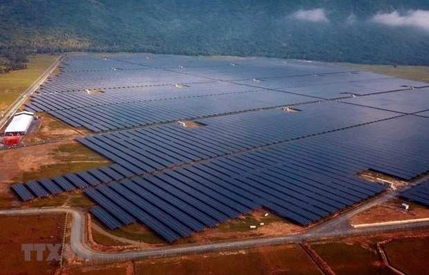 Vietnam Solar Power Expo 2019 opens hinh anh 1