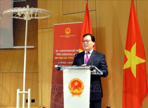 Vietnam prioritises preservation of cultural traditions: Ambassador hinh anh 1