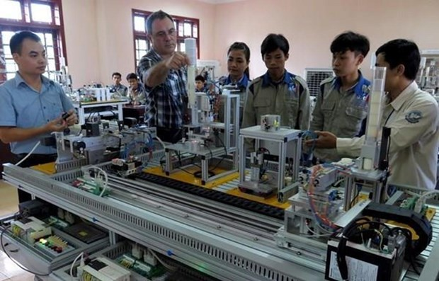 At least five vocational schools set to meet G20 standards hinh anh 1