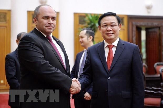 Vietnam, Belarus seek ways to forge economic, trade, investment ties hinh anh 1