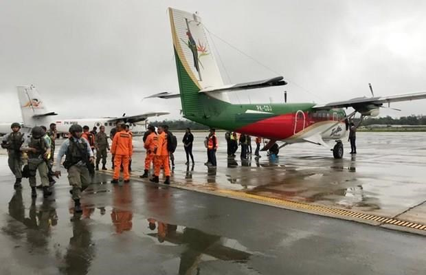 Wreckage of Indonesia cargo plane found hinh anh 1