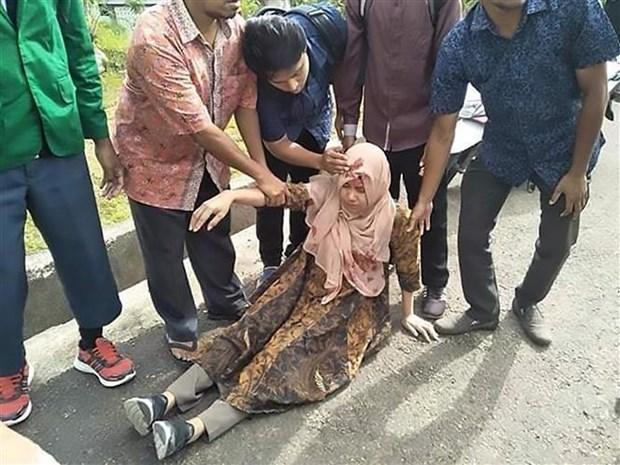6.5-magnitude quake rocks eastern Indonesia hinh anh 1