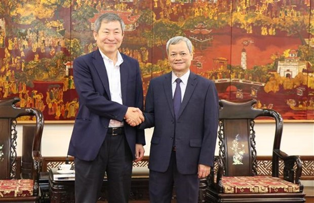Bac Ninh pledges favourable conditions for foreign firms hinh anh 1