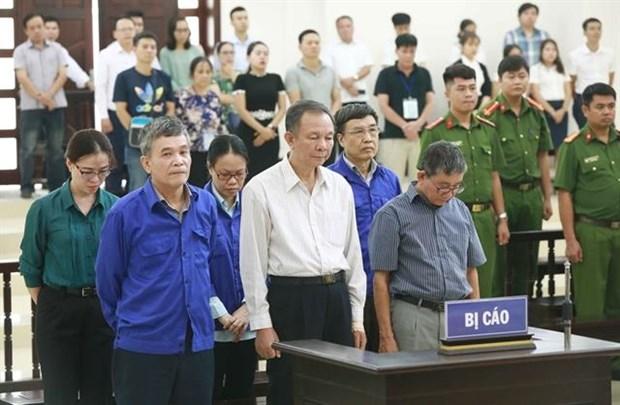 Former VSS heads imprisoned for economic mismanagement hinh anh 1