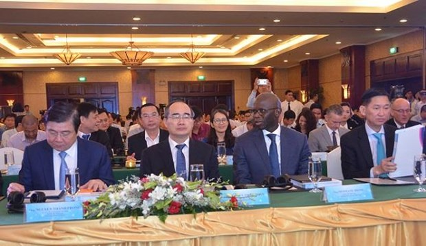 Conference spotlights AI development in HCM City hinh anh 1