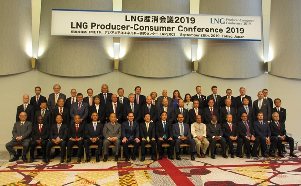 Vietnam attends LNG Producer-Consumer Conference in Japan hinh anh 1