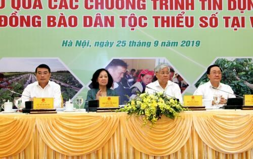 Social policy credit lifts 2 million ethnic minority families out of poverty hinh anh 1