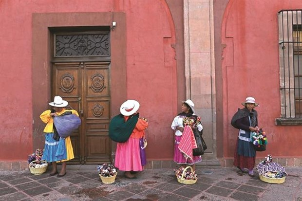 Photos show landscape, people of Mexico, Vietnam hinh anh 1