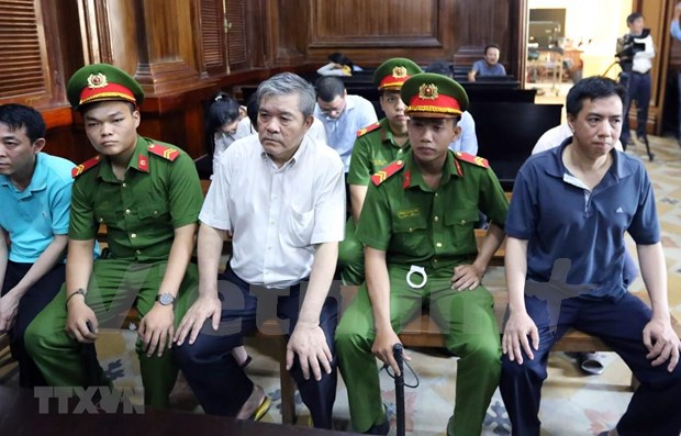 Jail terms proposed for defendants in fake cancer drug case hinh anh 1