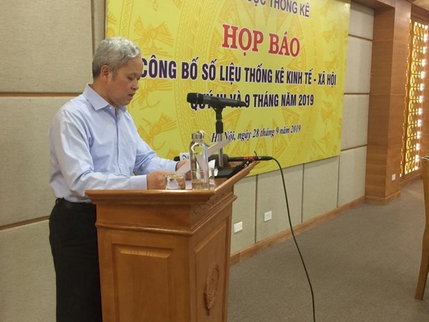 Vietnam's nine-month GDP growth hits 9-year record high hinh anh 1
