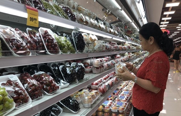 Consumer price index expands 0.32 percent in September hinh anh 1