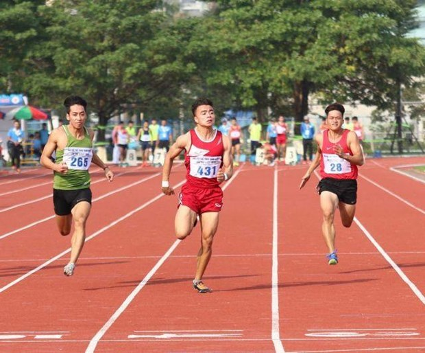 Vietnamese runner to compete at World Athletics Championships hinh anh 1