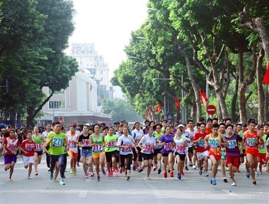 Ha Noi Moi Newspaper – Run for Peace to take place in capital city hinh anh 1
