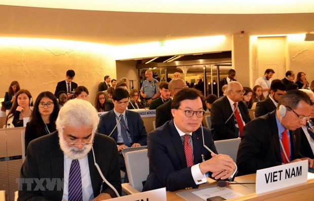 Vietnam contributes to UN Human Right Council's 42nd session hinh anh 1