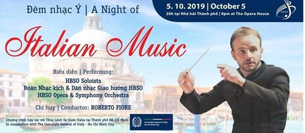 Concert features Italy's opera excerpts hinh anh 1