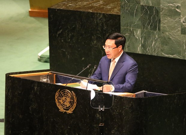 Vietnam calls for increasing vitality of multilateralism hinh anh 1