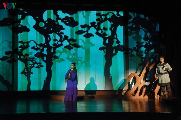 Eight countries to join int'l experimental theatre festival hinh anh 1
