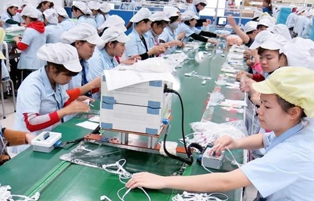 New firms' registered capital up 34 percent in nine months hinh anh 1