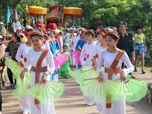 Binh Thuan's Cham community celebrates Kate festival hinh anh 1