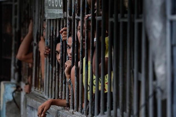 Two inmates killed, 34 injured in Philippines jail riot hinh anh 1
