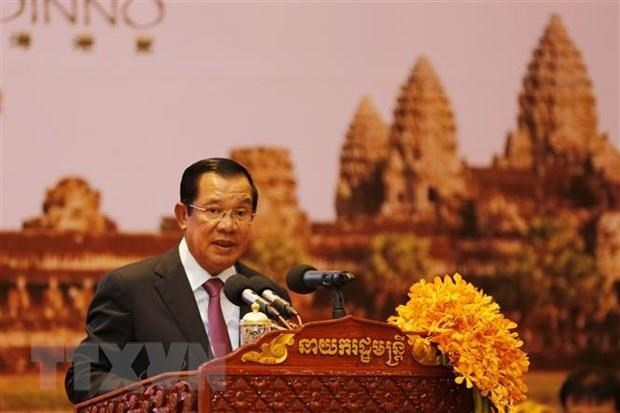 Cambodian PM to pay official visit to Vietnam hinh anh 1
