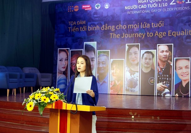 Forum raises public awareness of ageing population hinh anh 1